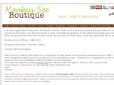 Monkey See Boutique Coupon Codes