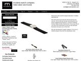 Modena Watch Company Coupon Codes