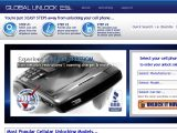 Mobile Phone Unlocking - Global Unlock Coupon Codes