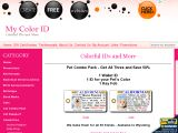My Color ID Coupon Codes
