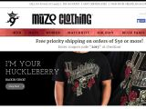 Muze Clothing Coupon Codes