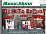 Music-skins.com Coupon Codes