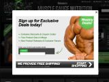 Muscle Gauge Nutrition Coupon Codes