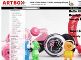 ARTBOX  - A kawaii And Cute Shop UK Coupon Codes
