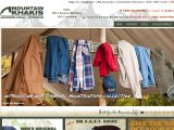 Mountain Khakis, Llc Coupon Codes