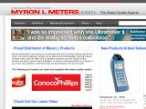 MYRON L METERS.com Coupon Codes