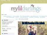 MyLilDarlings Children's Boutique Coupon Codes