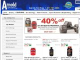 Arnold Supplements Coupon Codes