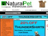 Natural Pet Warehouse Coupon Codes