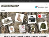 Army Navy Shop Coupon Codes