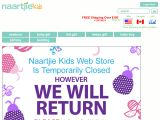 Naartjie Kids Unique fashion size 0-10 Coupon Codes