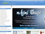 N-fini the perfect fit Coupon Codes