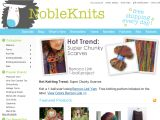 NobleKnits Yarn Shop Coupon Codes