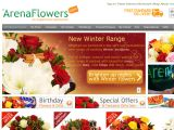Arena Flowers Coupon Codes