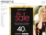 Arden B Coupon Codes