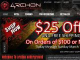 Archon Coupon Codes