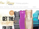 Onehoneyboutique.com Coupon Codes