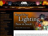 Om Gallery Coupon Codes