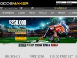 OddsMaker.com Coupon Codes