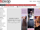 OASAP High Street Fashion Store Coupon Codes