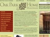 Oak Park Home & Hardware Coupon Codes