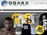 Osaka Fight Gear Coupon Codes