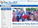 Party Zone USA Coupon Codes