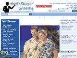Averill's Sharper Uniforms Coupon Codes