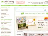 PaperSpring Coupon Codes