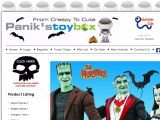 Panik's Toy Box Coupon Codes