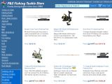 P&S Fishing Tackle Store Coupon Codes