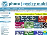 Photo Jewelry Making Coupon Codes