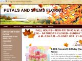 Petals and Stems Florist Coupon Codes