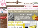 Pet Supplies 4 Less Coupon Codes