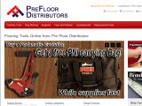 Prefloortools.com Coupon Codes