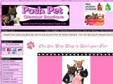Posh Pet Glamour Boutique Coupon Codes