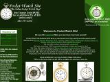 Pocket Watch Site Coupon Codes