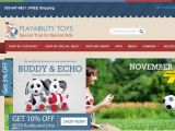 PlayAbility Toys Coupon Codes