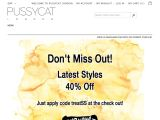 Pussycatlondon.com Coupon Codes