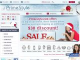 Prime Style Coupon Codes
