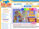 Bargain Children's Clothing Coupon Codes