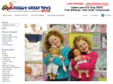 ReallyGreatToys.com Coupon Codes