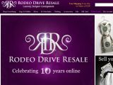 Rodeo Drive Resale Coupon Codes