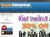 Resale Enterprises Coupon Codes