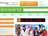 Scavenge Costumes Inc Coupon Codes