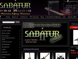 Sabatur Pro Audio Coupon Codes