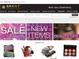 Shany Cosmetics Coupon Codes
