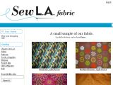 Sew L.A. fabric Coupon Codes