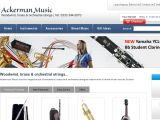 Ackerman Music Coupon Codes
