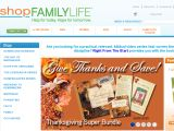 Shopfamilylife.com Coupon Codes